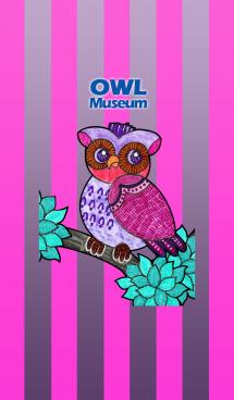 フクロウ 博物館 124 - Choice Owl 画像(1)