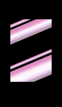 シンプル ピンクと黒 ロゴ無し No.3 画像(1)