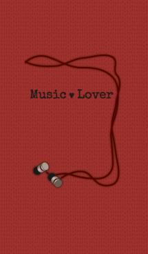 musiclover + アイボリー 画像(1)