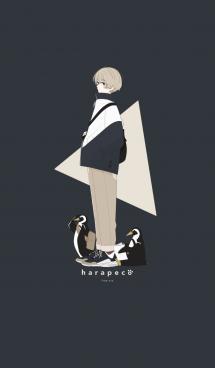 ペンギン少年 画像(1)