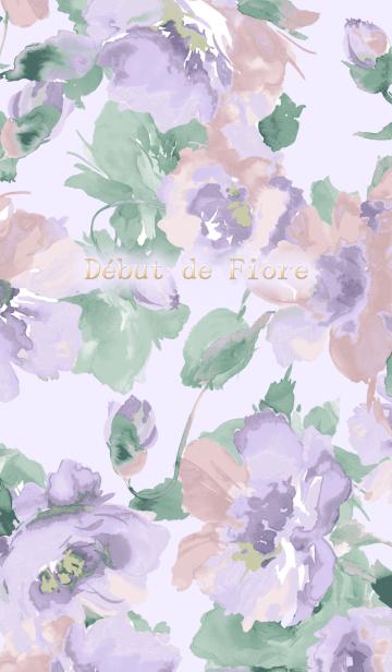 Debut de Fiore -Douce Jardin-の画像(表紙)
