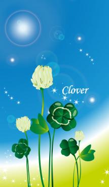 クローバー&フラワー 画像(1)