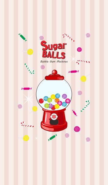 Sugar Ballsの画像(表紙)