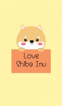 Simple Love Shiba Inu (jp) 画像(1)