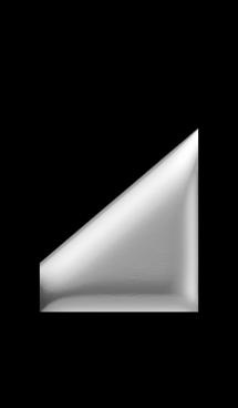 シンプル メタルと黒 ロゴ無し No.2 画像(1)