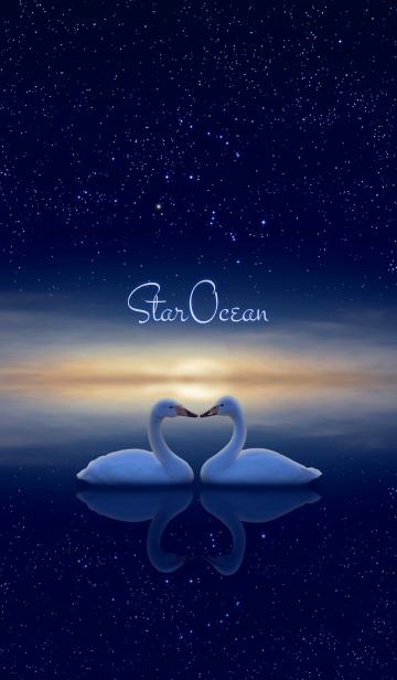 [LINE着せかえ] StarOcean @冬特集の画像