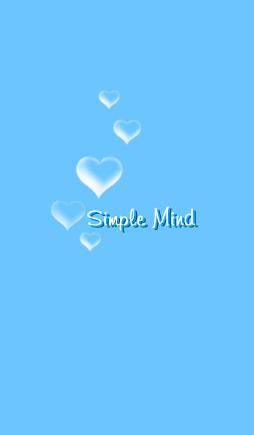 Simple Mindの画像(表紙)