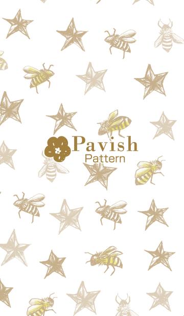 Pavish Pattern~ミツバチの夢~の画像(表紙)