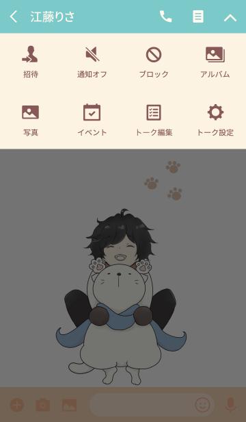 猫とぼくの画像(タイムライン)