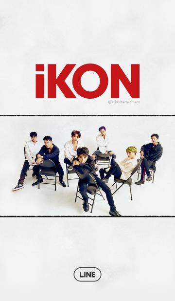 iKONの画像(表紙)