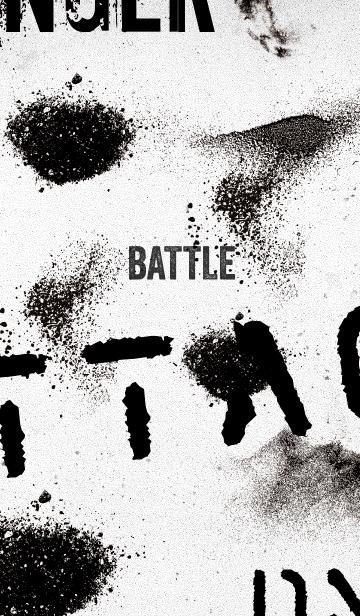 BATTLE / MONOの画像(表紙)