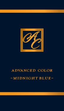 Advanced Color -Midnight Blue- 画像(1)