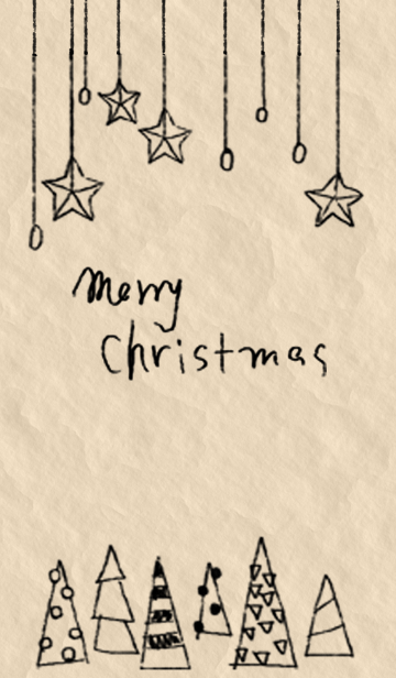 クリスマスツリー@冬特集の画像(表紙)