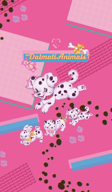 DalmatiAnimalsの画像(表紙)