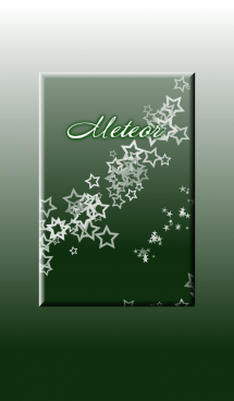 Meteor - Serenity prayer- Green 画像(1)