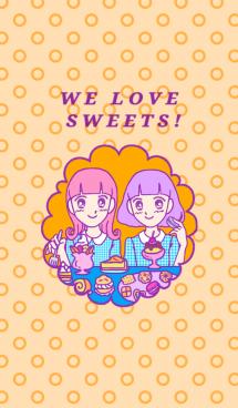 LOVE SWEETS GIRLS
