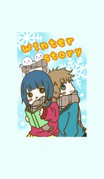 Winter story(雪)