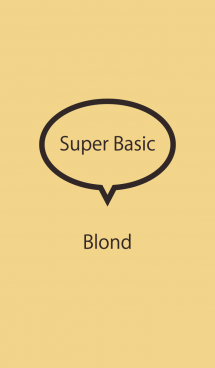 Super Basic Blond