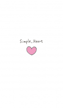 Simple_Heart 画像(1)