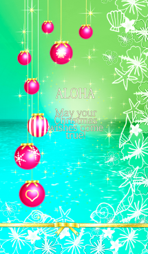 *ア*ロハなビーチクリスマス@冬特集 画像(1)