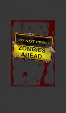 DO NOT CROSS-Zombies Ahead- 画像(1)