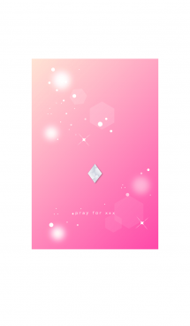 pray for xxx pink 画像(1)