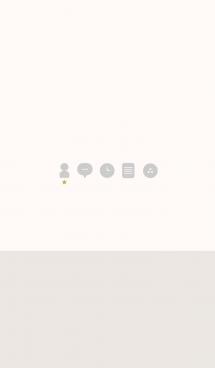 シンプル スター(ベージュ ゴールド)V.14 画像(1)