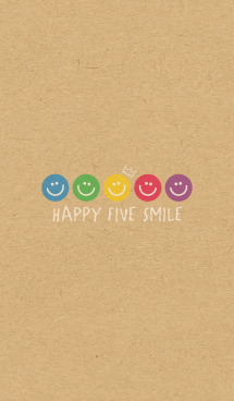 HAPPY FIVE SMILE -CROWN KRAFT 2- 画像(1)