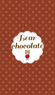 Bear chocolate 画像(1)