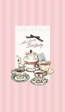 Alice's funny Tea Party! 画像(1)