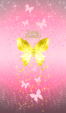 2019恋愛運アップ*キラキラ♪黄金の蝶#42 画像(1)
