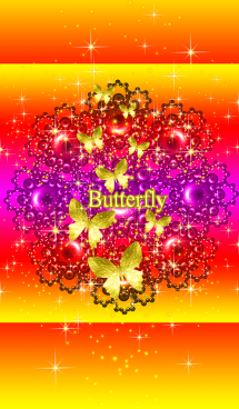 幸運を呼び込む八蝶*17 画像(1)