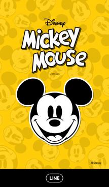 ミッキーマウス(フェイス) 画像(1)