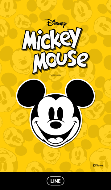 ミッキーマウス(フェイス)の画像(表紙)