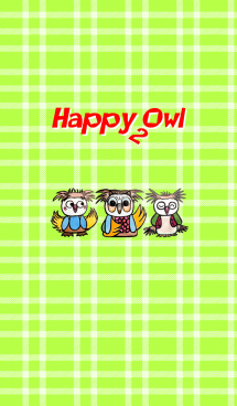 Happy Owl -2- 画像(1)