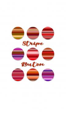 ストライプ ボタン 画像(1)