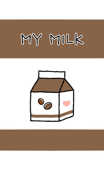 MY MILK! -COFFEE-の画像(表紙)