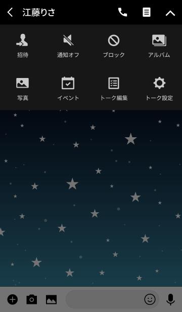 - Starry Sky Saxblue -の画像(タイムライン)
