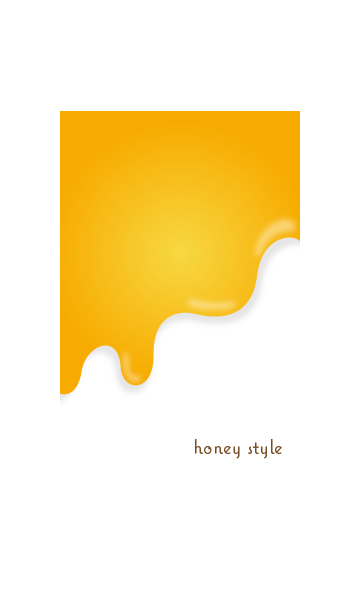 honey style yellowの画像(表紙)