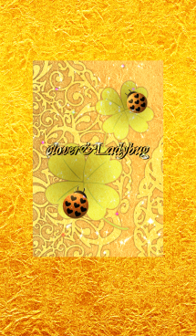 運気を向上させる着せ替え:clover&Ladybug 画像(1)