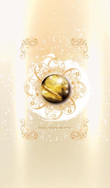 全運気上昇♣Power stone & Lucky cloverの画像(表紙)