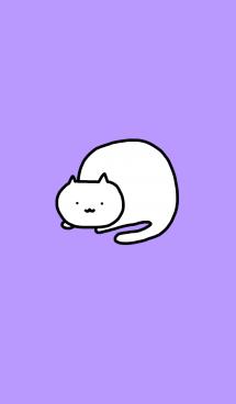 白猫の着せかえ