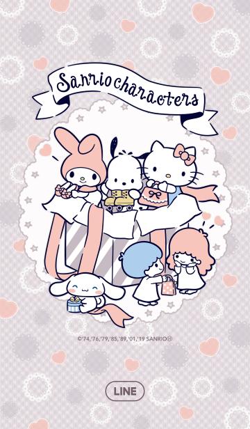 サンリオキャラクターズ ショッピングの画像(表紙)