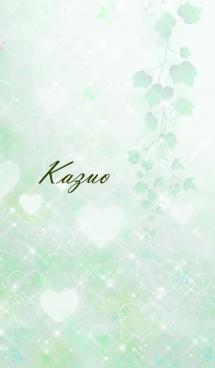 No.233 かずお♥LOVE♥恋愛運上昇♥緑
