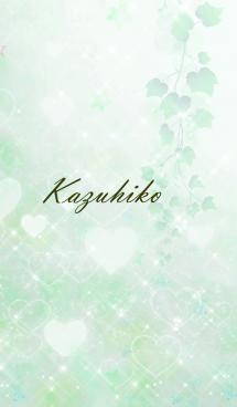 No.237 かずひこ♥LOVE♥恋愛運上昇♥緑