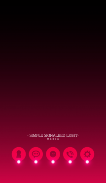 - SIMPLE SIGNALRED LIGHT -