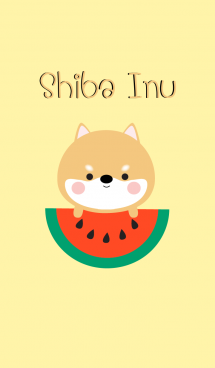 Simple Love Fat Shiba Inu Theme (jp)