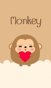 Simple Lovely Fat Monkey (jp) 画像(1)