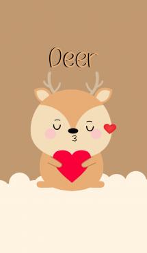 Simple Lovely Deer (jp) 画像(1)