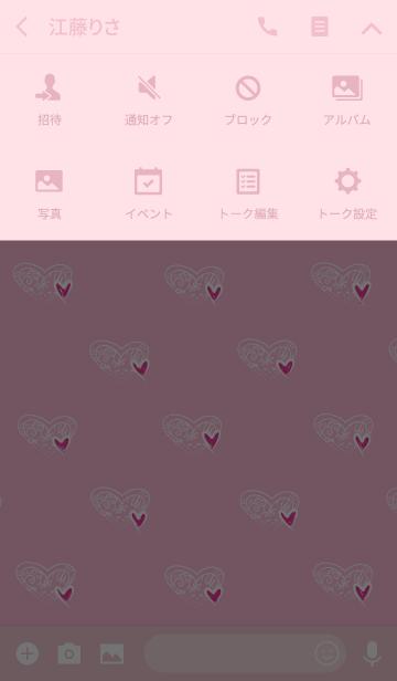 コットンキャンディーピンク・ハートの画像(タイムライン)